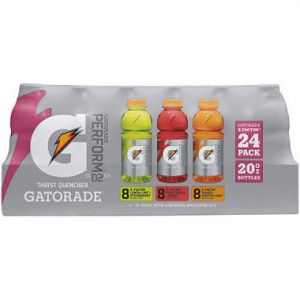 Gatorade X-Factor Variety 20oz - 24 Pack