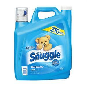 Snuggle Blue Sparkle Fabric Softener - 210 Loads - 168 oz
