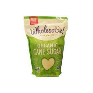 Organic Wholesome Sugar 4LB