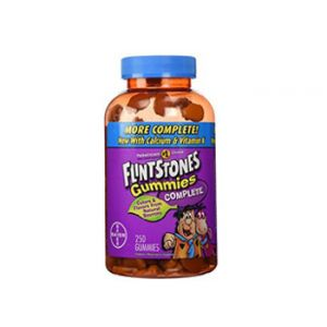 Flinstones Gummies 250CT Child Multi Vitamin