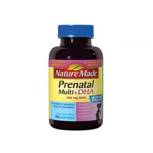 Nature Made Prenatal DHA 150CT