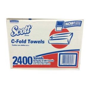 Scott C-Fold Towel 16/150CT