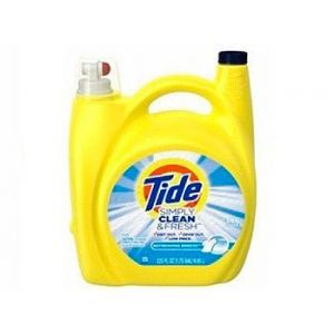 Tide Simply Liquid Detergent 225OZ
