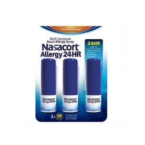 Nasacort Allergy 24HR 3 X 0.57 OZ