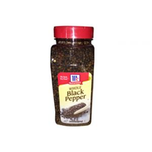 McCormick 13 Z Black Pepper whole