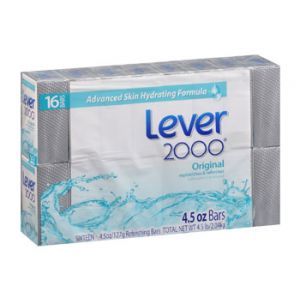Lever 2000 Bar Soap - 16 Pack