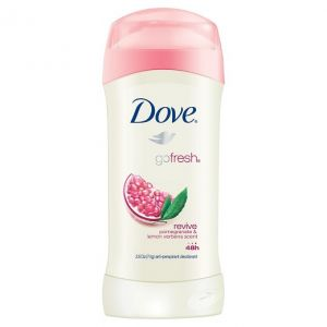 Dove Go Fresh Revive Scent Deodorant 2.6 oz - 4 Pack