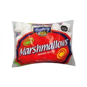 HOSPITALITY MARSHMALLOW REGULAR 12/16 OZ