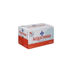 Acqua Panna Spring Water Glass 16.9oz - 24 Pack