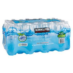 Kirkland Signature Premium Water 16.9 oz - 40 Pack