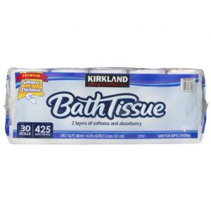 Kirkland Signature 2-Ply Bathroom Tissue - 30 Pack