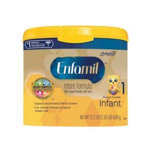Enfamil Infant Baby Formula 0-12 Months - 22.2 oz