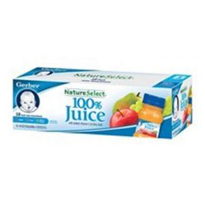 Gerber Juice Variety 18-Pack