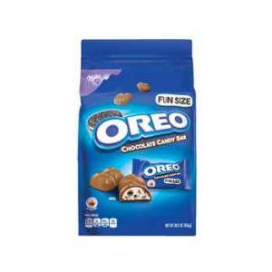 Oreo Fun Size Chocolate Candy Bars - 30.2 oz