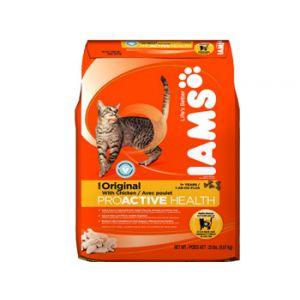 Iams Orginal Dry Cat Food 20 lbs.