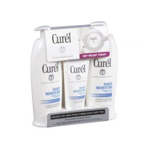 Curel Lotion 2/20 oz W/6 oz