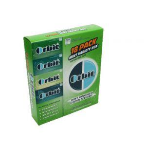 Orbit Mint Variety Pack 18 ct