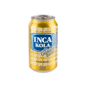 Inca Kola 24 PK 12 OZ Can