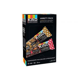 Kind Bars Variety Pack 18 CT