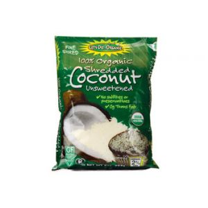 Let's Do Organic Shredded Coconut 8 OZ