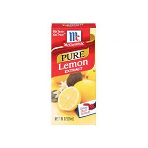 McCormick Pure Lemon Extract 1 oz