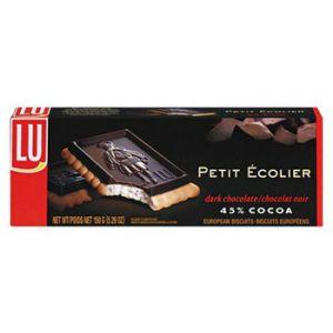 LU Petit Ecolier Dark Chocolate 45 % Cocoa 5.29OZ