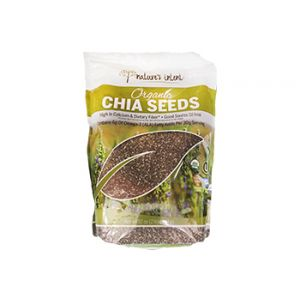 Nature's Intent Organic Chia Seeds 2 LB.