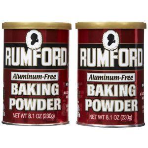 Rumford Baking Powder 2/8.1z
