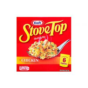 Kraft. Stove Top, Stuffing Mix. 48 OZ