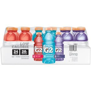 Gatorade G2 Core Variety 20oz - 24 Pack