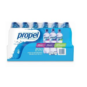 Propel Fitness Water Variety 16.9 oz - 24 Pack