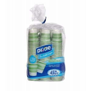 Dixie Cold Cups 5 OZ / 450 CT.