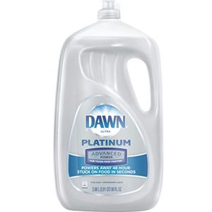 Dawn Platinum Advanced power dishwashing liquid 90 OZ