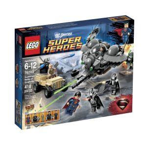 SUPER HEROES 13: SUPERMAN BATTLE