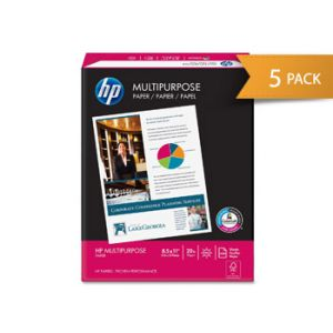 Hp Multipurpose 92bt 20lb Paper 2500ct 5pk