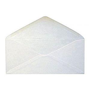 #10 Standard Business Gummed Envelopes, 500/Box