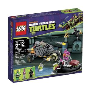 TURTLES 15:STEALTH SHELL IN PURSUIT