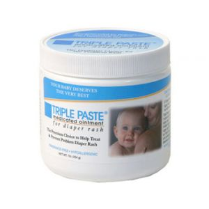 Triple Paste Medicated Ointment For Diaper Rash 8oz