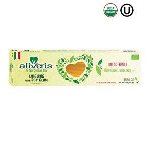 Linguine ALIVERIS Diabetic Friendly Pasta 340 grs x 12