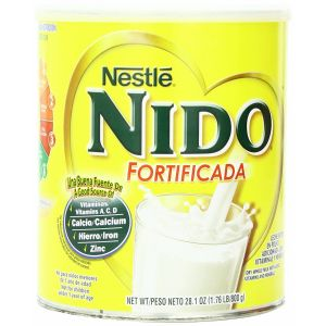 Nestle NIDO Instant Dry Whole Milk Powder Fortificada - 4.85 Lbs
