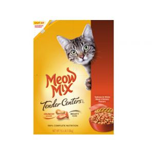 Meow Mix Tender Centers 15.5 lbs.