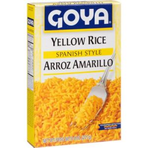 Goya Yellow Rice 24 oz - 2 Pack