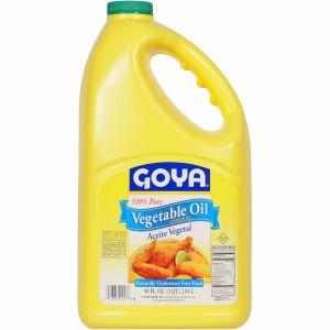 Goya Vegetable Oil 96 oz.