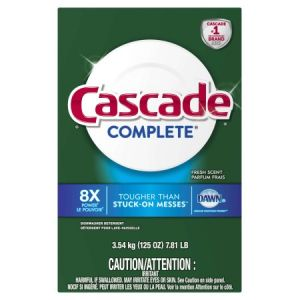 Cascade Complete Powder 125 Ounce