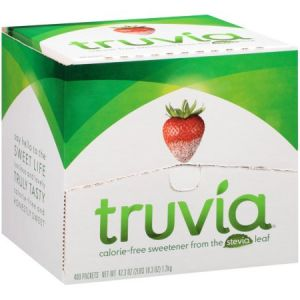 Truvia. Nature's calorie-free sweetener. 400 CT