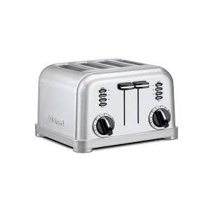 TOASTER,METAL TEXTURE,4 SLICES