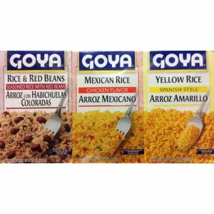 Goya Assorted Rice 8 oz. - 3 Pack