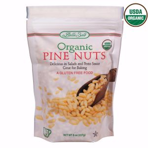 Organic Earth's Pride Pine Nuts 8Z