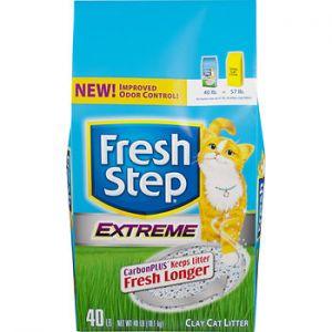 Fresh Step Clay Cat Litter 40 LBS