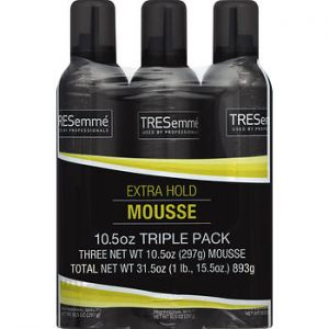 Tresemme Mousse Extra Hold 10.5oz - 3 Pack